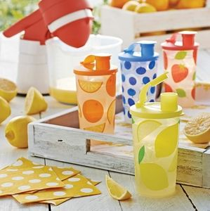 TUPPERWARE | Fruit of the Summer Freezer Tumblers